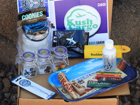 420 subscription box march 2014