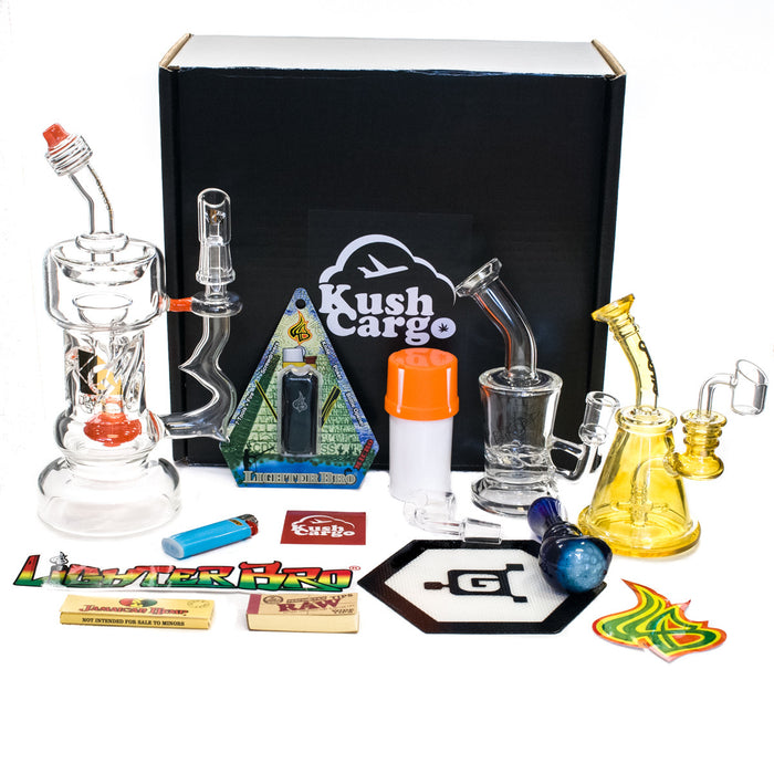 May 2017 First Class KushCargo