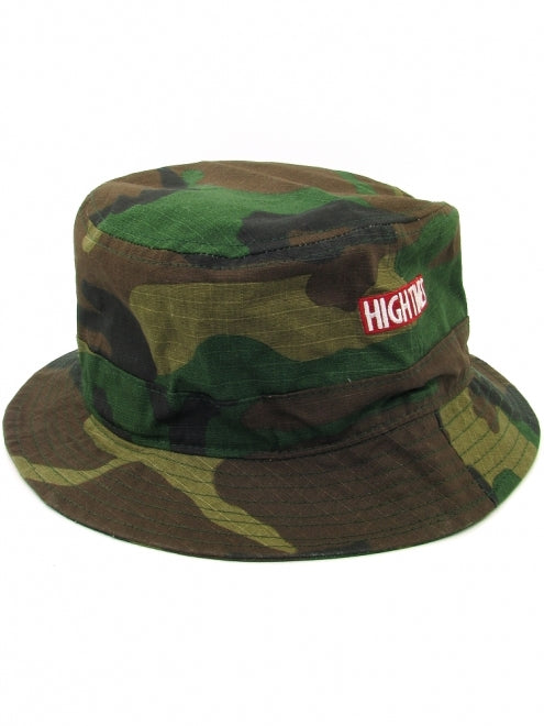 High Times Bucket Hat – Camo