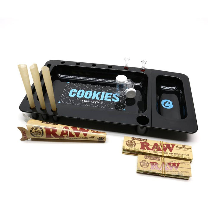RAW x Cookies Rolling Tray 2.0 Bundle