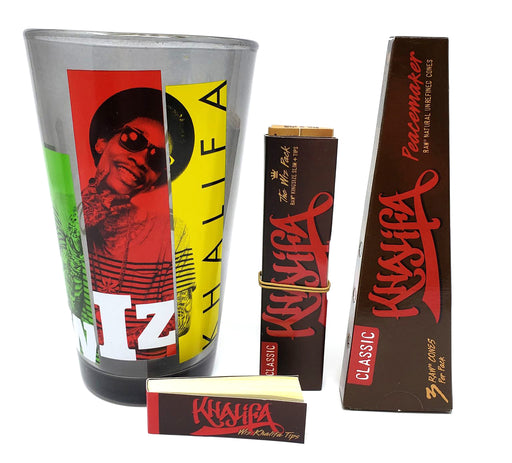 Wiz Khalifa Glass Pint Collectors Set