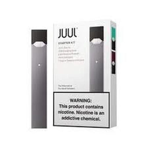 JUUL Starter Kit Device With 2 Pods