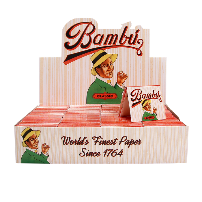 Bambú Classic Rolling Papers