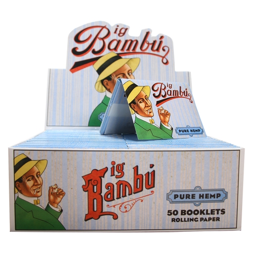Bambú Pure Hemp Rolling Papers