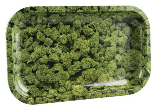 Buds Rolling Tray  - 2 Sizes
