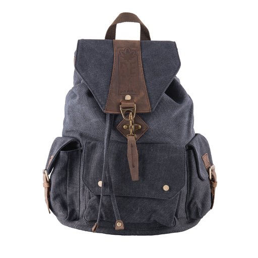 Be Lit Backpack - Black Denim