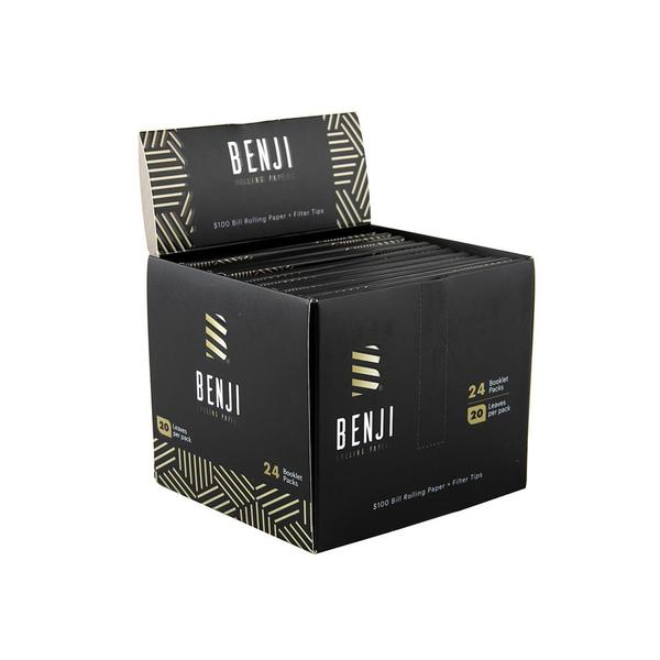 Benji $100 Bill Rolling Papers