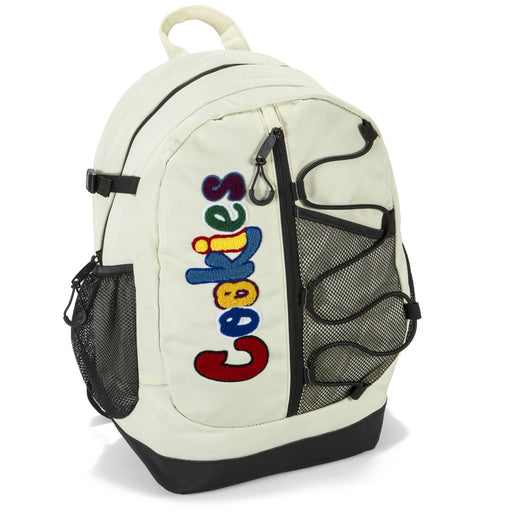 Cookies Bungee Backpack - Cream