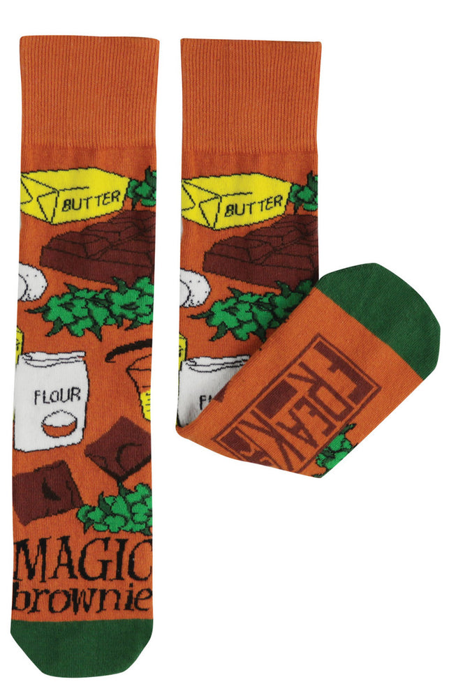 Freaker Socks - Magic Brownie