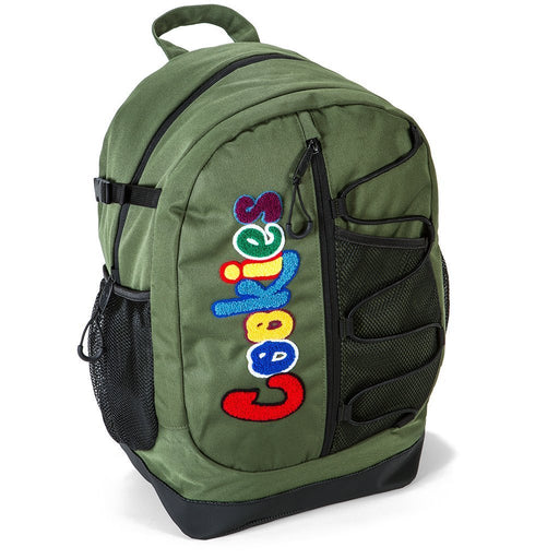 Cookies Bungee Backpack - Green