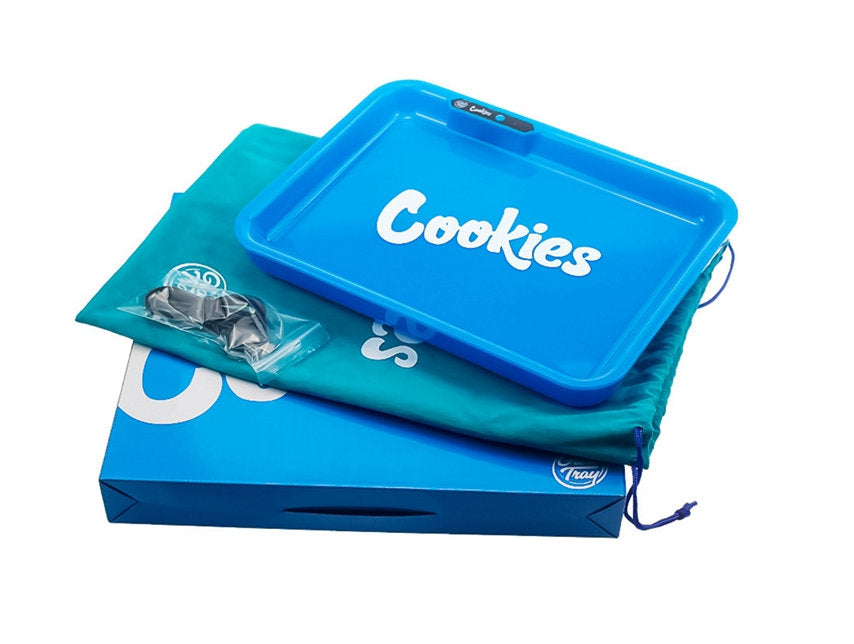 Cookies Glow Rolling Tray - 3 Colors