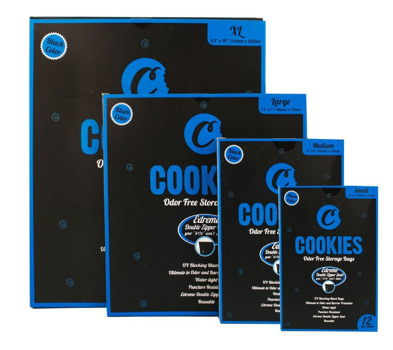 Cookies Odor Free Stink Sacks