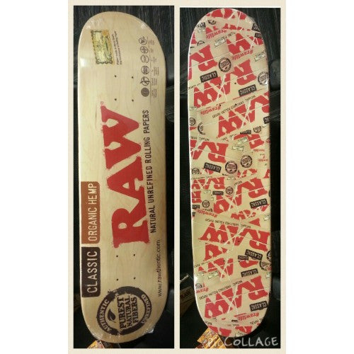 RAW Classic Skateboard Deck