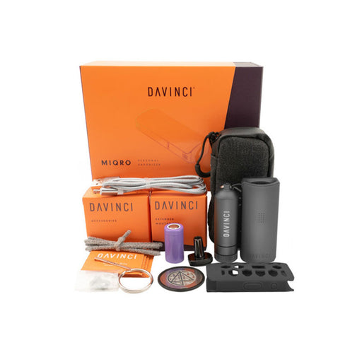 Davinci Miqro Vaporizer Explorers Collection
