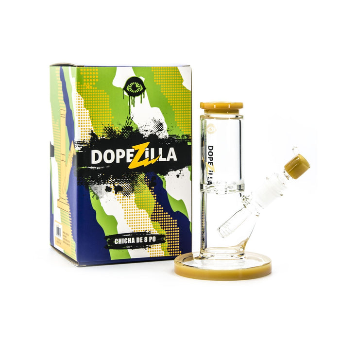 "Dopezilla 'Cyclops' 8"" Water Pipe - 2 Colors"