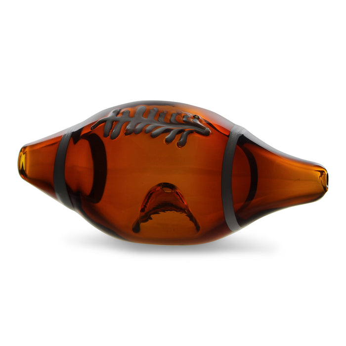 "Football 3.5"" Glass Hand Pipe"