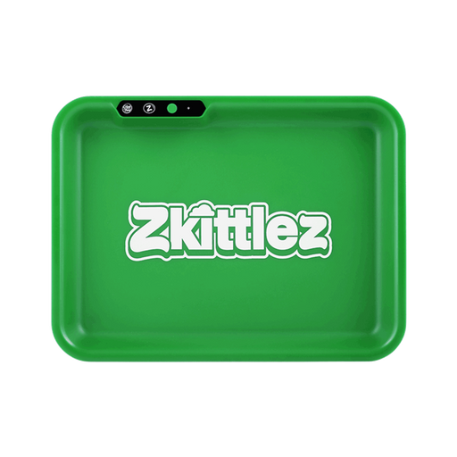 ZKittlex x Glowtray Illuminated Rolling Tray