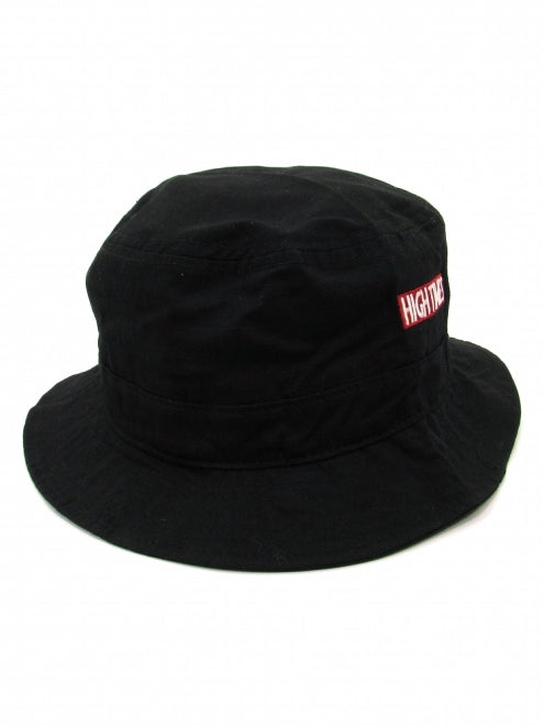 High Times Bucket Hat – Black
