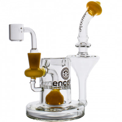 Encore Honeycomb Recycler Disc Showerhead