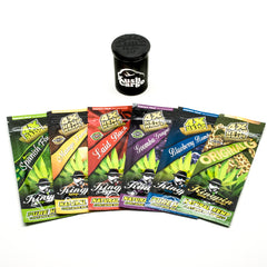 Kingpin Hemp Wraps All Natural Variety (6) Pack