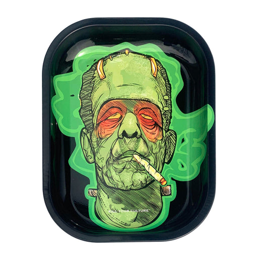 "Frankenstoned Rolling Tray  - 5.5""x7"""