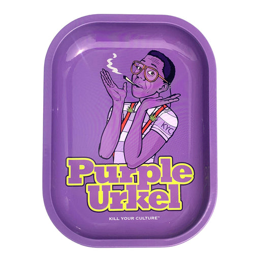 "Purple Urkel Rolling Tray  - 5.5""x7"""