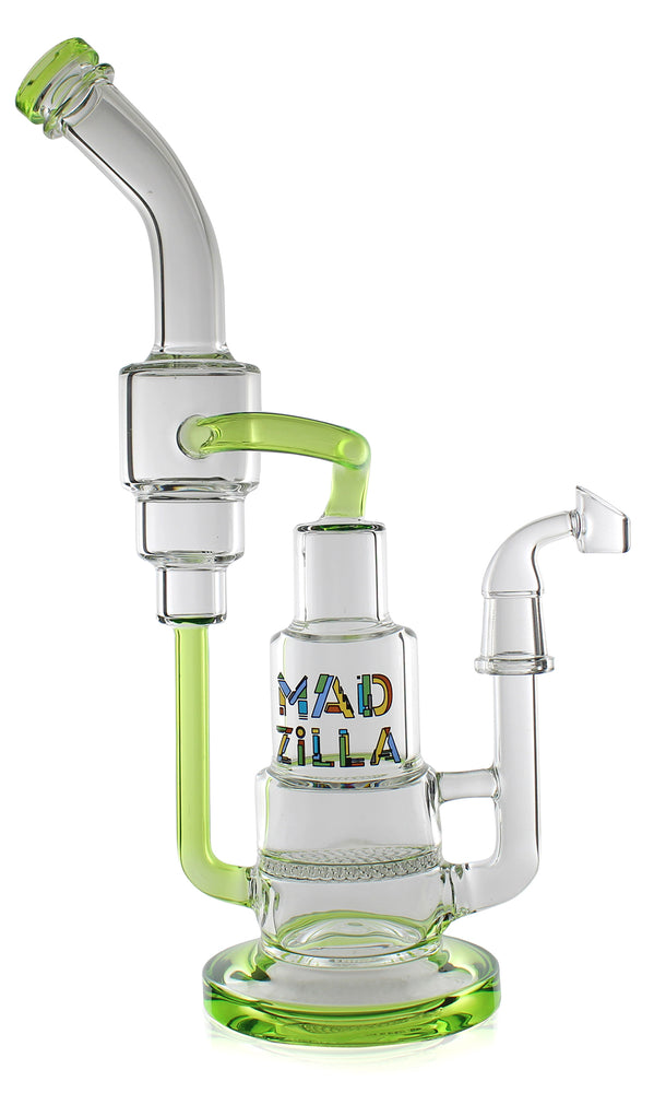 MADZILLA Glass Recycler