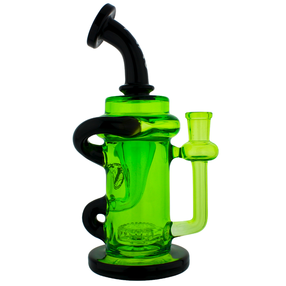 MAV Glass Slitted Puck Klein Recycler