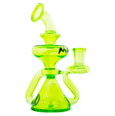 MAV Glass Ventura Recycler Dab Rig - 3 Colors
