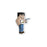 MineCraft Dabber Cartoon Sticker
