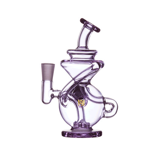 "MJ Arsenal Jig Mini 6"" Purple Dab Rig"