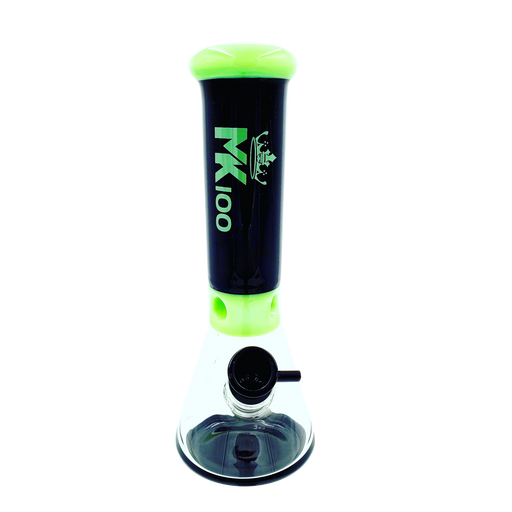 "MK Glass 7MM 12"" Beaker Bong"