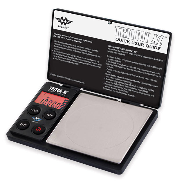 MyWeigh Triton XL T2 Scale 1000g