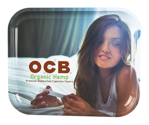 OCB Large Rolling Tray 'Girl' - 3 Sizes
