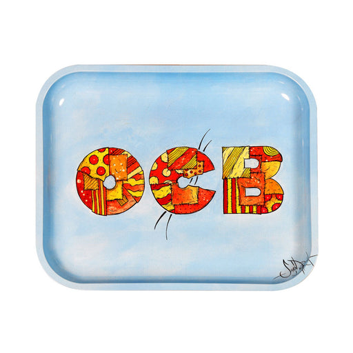 OCB Rolling Tray 'Patchwork' - 3 Sizes