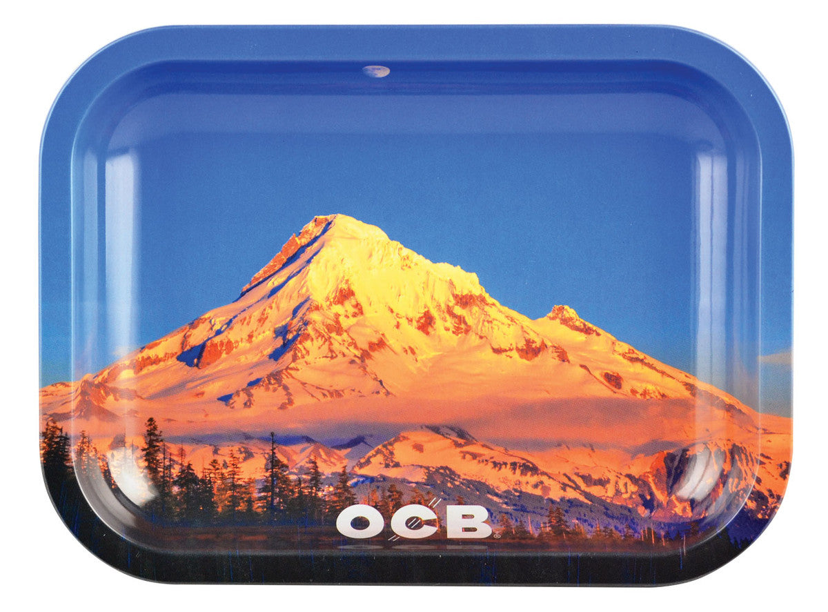 OCB Rolling Tray Mountains - 3 Sizes