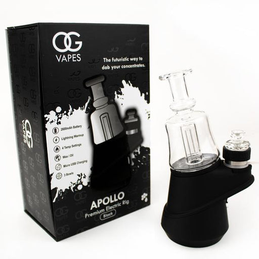 OG Vapes Apollo Electronic Dab Rig