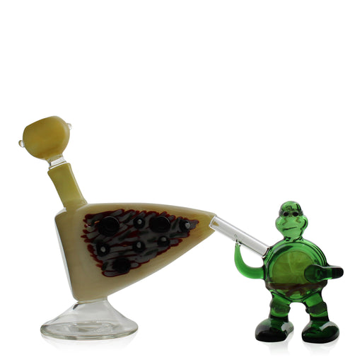Pizza Party Turtle Power Bubbler Gift Set