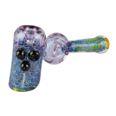 Pulsar Heavy Worked Hammer Bubbler Pipe 7.5""
