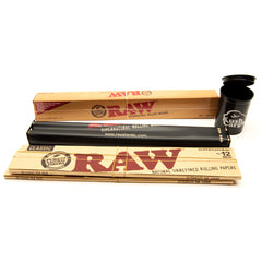 RAW 12 Inch Papers & Roller Combo