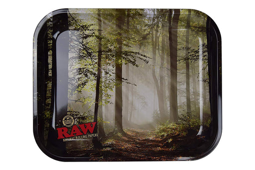 RAW Rolling Tray Smokey Trees - 3 Sizes