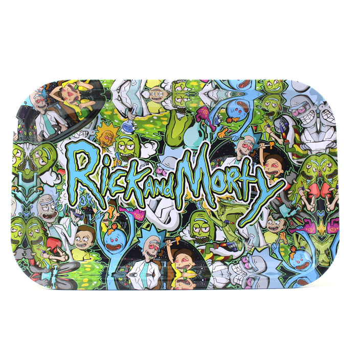R&M Rolling Tray - All Over Print