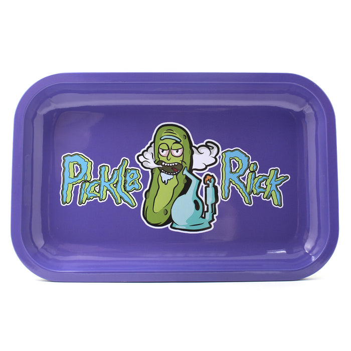 R&M Rolling Tray - Purple Pickle