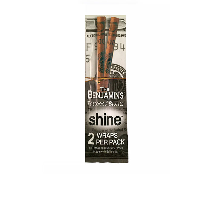 Shine Tattooed Blunts™ - The Benjamins