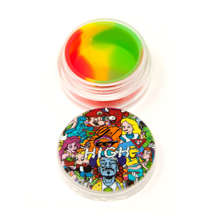 Deez Nuts 5ml Silicone Container