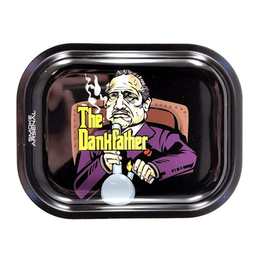 The Dankfather Rolling Tray 5x7