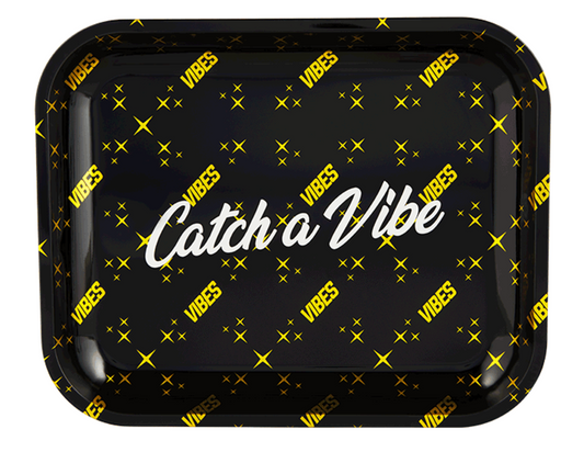 VIBES Catch A Vibe Rolling Tray - 3 Sizes