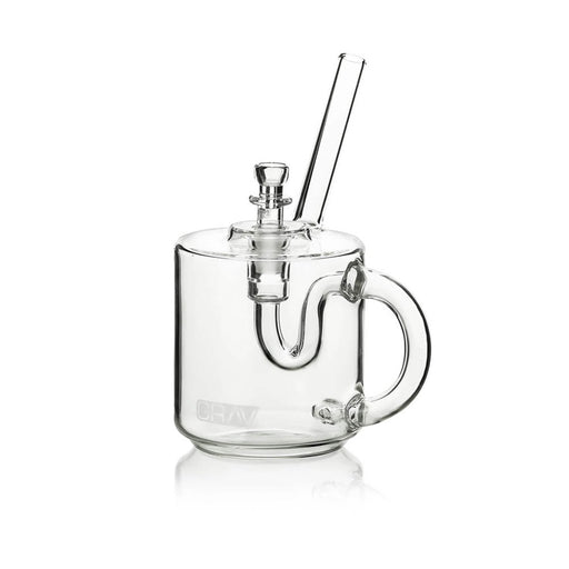 "GRAV Sip Series 7"" Coffee Mug Bubbler"