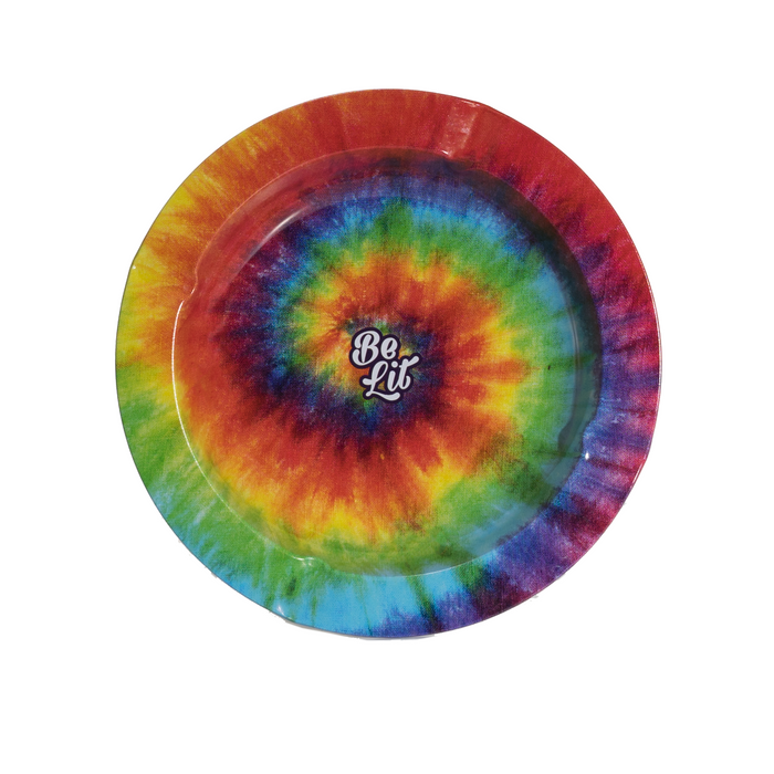 "Be Lit Ashtray ""Tie-Dye"""