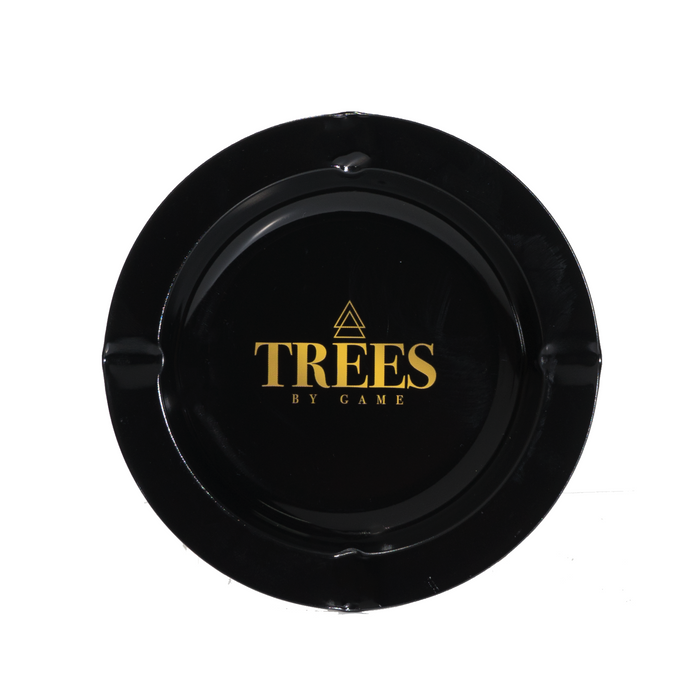 "Be Lit Ashtray ""Trees by Game"""